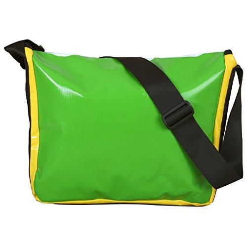 Bandolera para camiones grande Messenger Bag Lona Unisign OwzqUFq