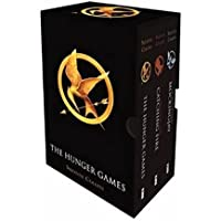 Hunger Games Adult Boxed Set