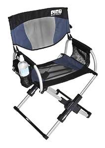 Amazon Com Gci Outdoor Pico Arm Chair Navy Camping