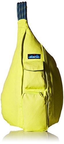 KAVU Rope Bag, Highlighter, One Size