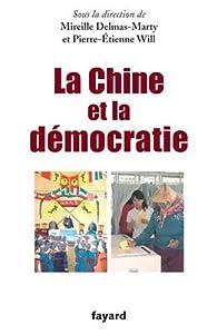 La Chine et la démocratie par Mireille Delmas-Marty
