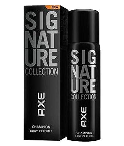 Amazoncom Axe Signature Champion Body Perfume 122 Ml Home Kitchen