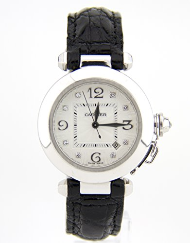 Cartier Pasha de Cartier automatic-self-wind womens Watch 2528 (Certified Pre-owned)