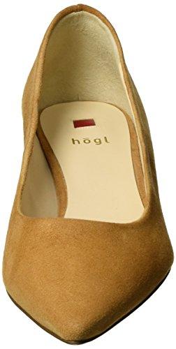 Donna Tacco 1500 Marrone 4502 con Högl Caramel1500 Scarpe 3 10 vwapqFx0F