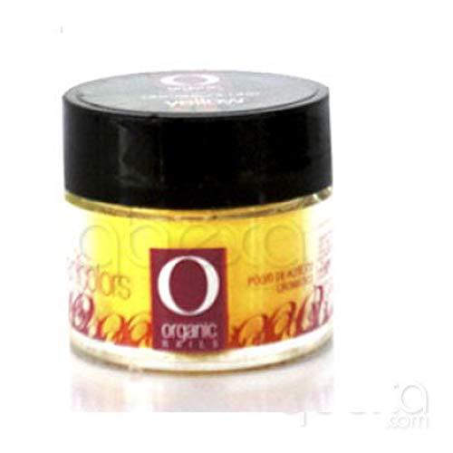 Acrylic Nail Powder - ORGANICOLORS (Yellow) ()