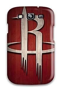 DanRobertse Scratch-free Phone Case For Galaxy S3- Retail Packaging - Houston Rockets Basketball Nba (40)
