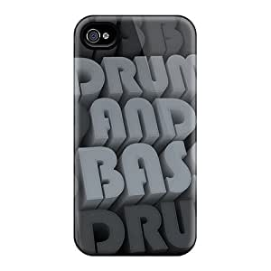 CaroleSignorile Design High Quality Drum And Bass Covers Cases With Excellent Style For Iphone 6