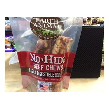 Amazon.com : (3 Packages) Earth Animal No-Hide Beef Chews