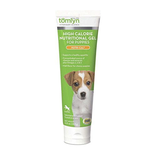 Tomlyn High Calorie Nutritional Supplement (Nutri-Cal) for Puppies 4.25 ounce Review