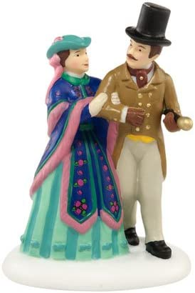 Department 56 Dickens Village A Night on London Town Figurine #4025261