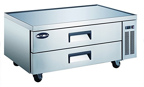 Stainless Steel Outdoor Refrigerated Drawer (Heavy Duty Commercial 52