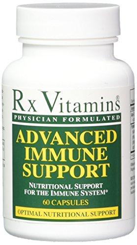 RX Vitamins Advanced Immune Support Capsules, 60 Count