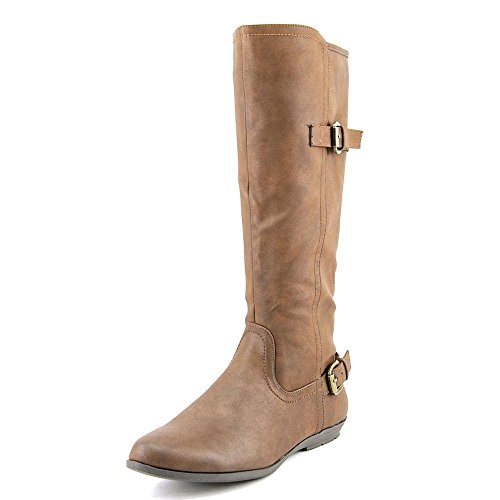 UPC 888375468379, Cliffs by White Mountain Women's Finalist Riding Boot,Chestnut Smooth Synthetic,