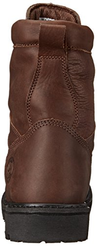 Georgia Men's G8041 Logger M Work Boot, Tumbled Chocolate, 14 W US by Georgia (Image #2)