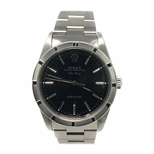Rolex Air-King swiss-automatic male Watch 14010 (Certified Pre-owned)
