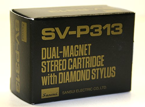 Audio Technica Magnetic Cartridge (Sansui SV-P313 P-Mount Magnetic Phono Cartridge)