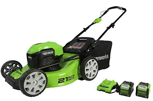 Brushless Lawn Mower