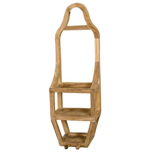Wood Teak Shower Caddy