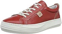 FLY London Cive424fly, Zapatillas para Mujer, Rojo (Red/Rose 008), 39 EU