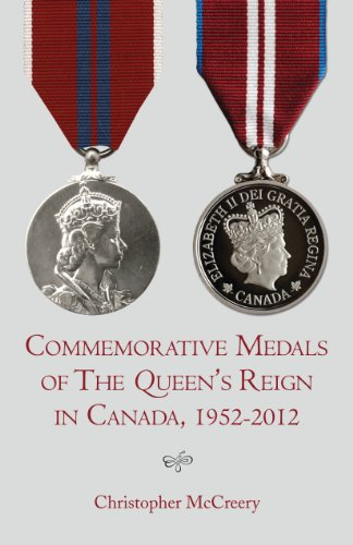 Commemorative Medals of The Queen's Reign in Canada, 1952–2012