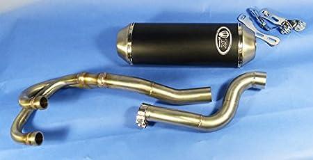 Auspuff Ersatzteil f/ür//kompatibel mit Honda CBR 125 R 04-11