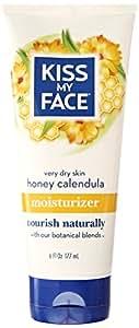 Kiss My Face Honey & Calendula Moisturizer-6 oz