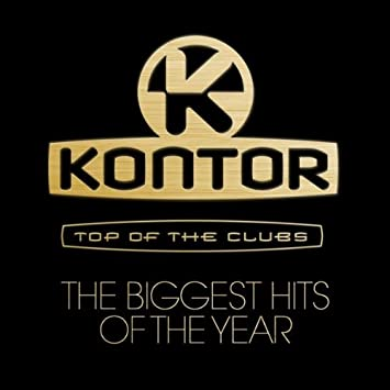 Kontor Top Of The Clubs - The Biggest Hits Of The Year Box-Set