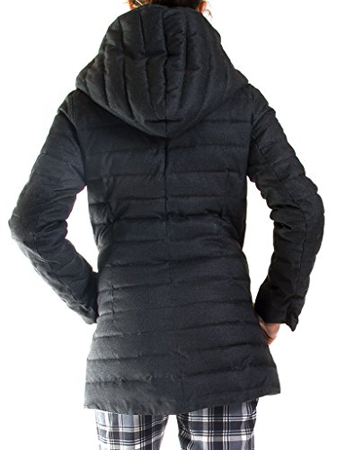 Carrera Femme Normale Couleur Pour Longue Manche Noir Unie Marinière Doudoune 482 Style Jeans 899 Taille SFIraS