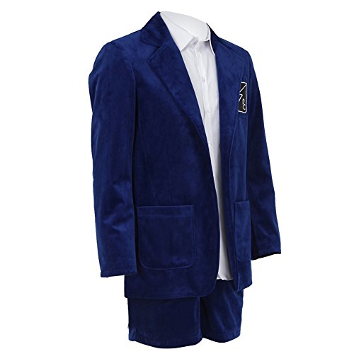 ONLY COS 1970 Animore Boys Leisure Fashion Blue Suit School Uniform For Men (Large) (Leisure Suits For Sale)