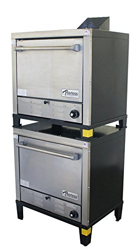 Peerless Ovens Floor Model C231B Pretzel and Bagel Bake Oven - Gas Fired - LP Gas by Peerless Ovens