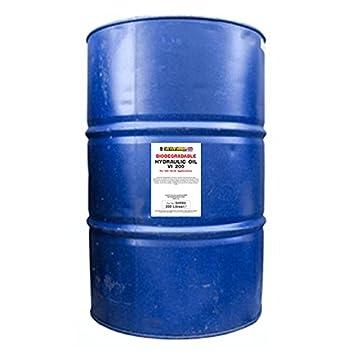 ISO Aceite Hidráulico de 68 200 litros de carga