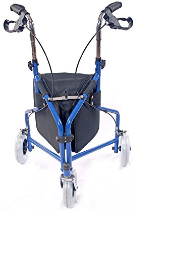 Amazon.com: Andador Walker por caremax- andador de 3 ruedas ...