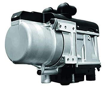 Fiat Punto Evo Calefacción auxiliar Webasto Thermo Top Evo 4 para los Motores de Gasolina O