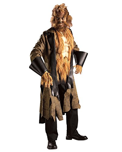 Couple Costume Wolf (Big Mad Wolf Costume - Standard - Chest Size 40-44)