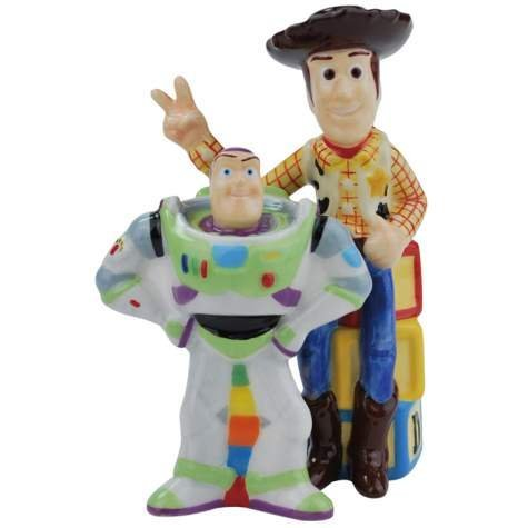 Westland Giftware Buzz and Woody Salt and Pepper Shakers by Westland Giftware