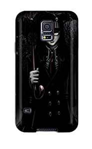 Durable Defender Case For Galaxy S5 Tpu Cover(hellsing)