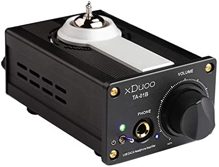xDuoo DSD DAC Portable Audio Headphone Amplifier TA-01