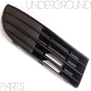 Underground Parts Bumper Grille Right Offside Drivers Side (No Fogs)