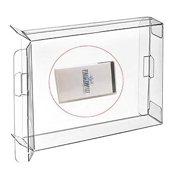 Ruitroliker 10 Unids Clear Box Funda CIB Protector para Caja ...