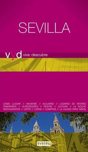 Vive y Descubre Sevilla: Amazon.es: Checa Godoy Antonio: Libros