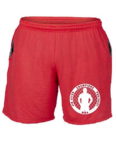 T Pantalón Para shirtshock Hombre Corto RrxqR045w
