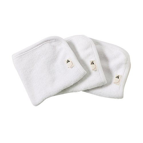 Burt's Bees Baby Bee Essentials 3 Pack Organic Washcloths