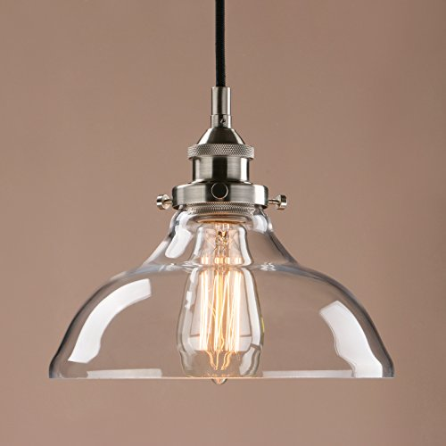 Antique Silver Pendant Light in Florida - 7