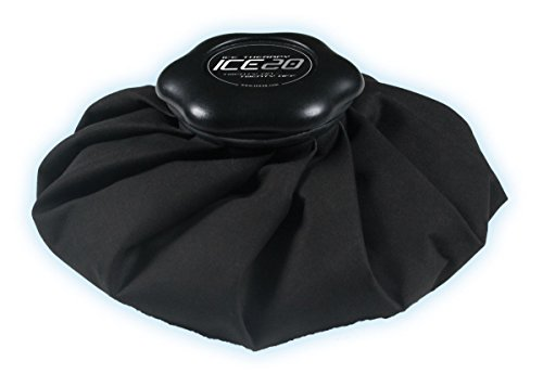11'' Refillable Neoprene (Non-Latex) Ice Therapy Bag by Bownet