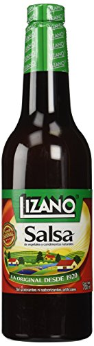 Lizano Salsa 700 mL - 2 bottles