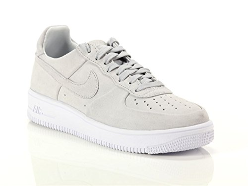 air force 1 uomo grigie