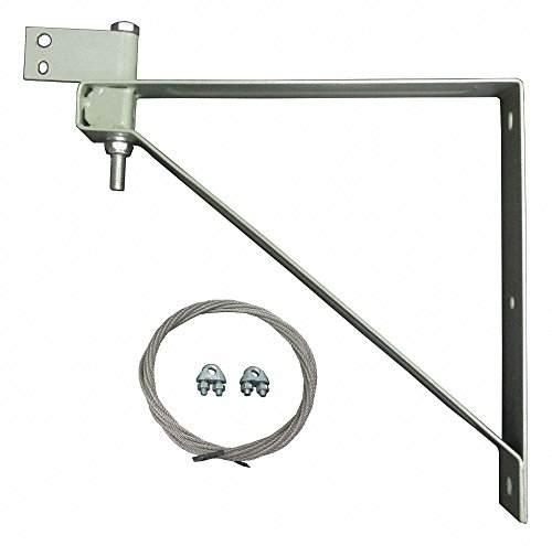 "Dayton Mounting Bracket for Use with Dayton Yoke-Mounted Air Circulator Heads Up Through 30"", Except Ceilin"