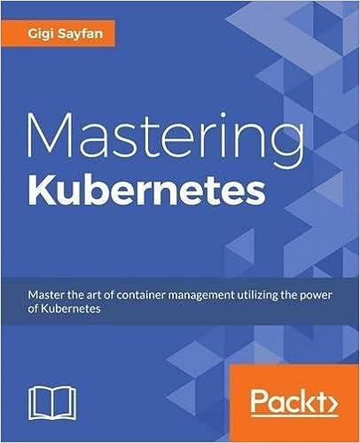 Mastering Kubernetes