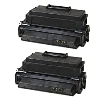 HI-VISION HI-YIELDS Compatible Toner Cartridge Replacement for Samsung ML-2150 (2-Pack)