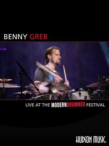 Benny Greb  Live At The Modern Drummer Festival